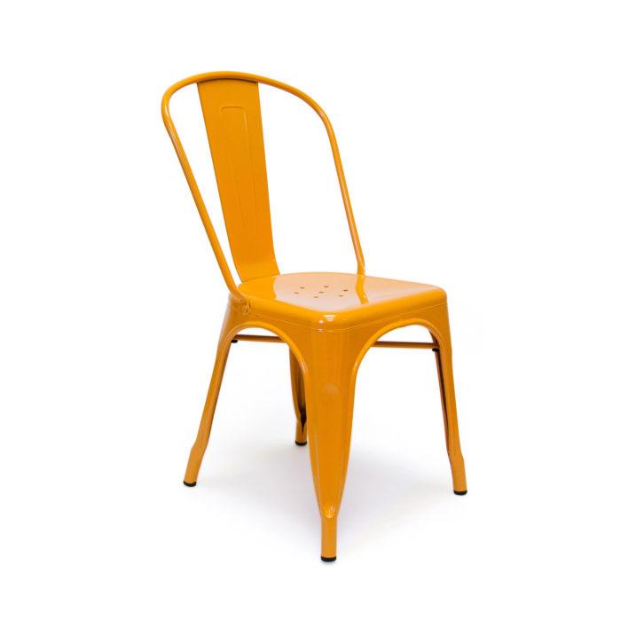 Galvanized Steel Chair – Set of 2