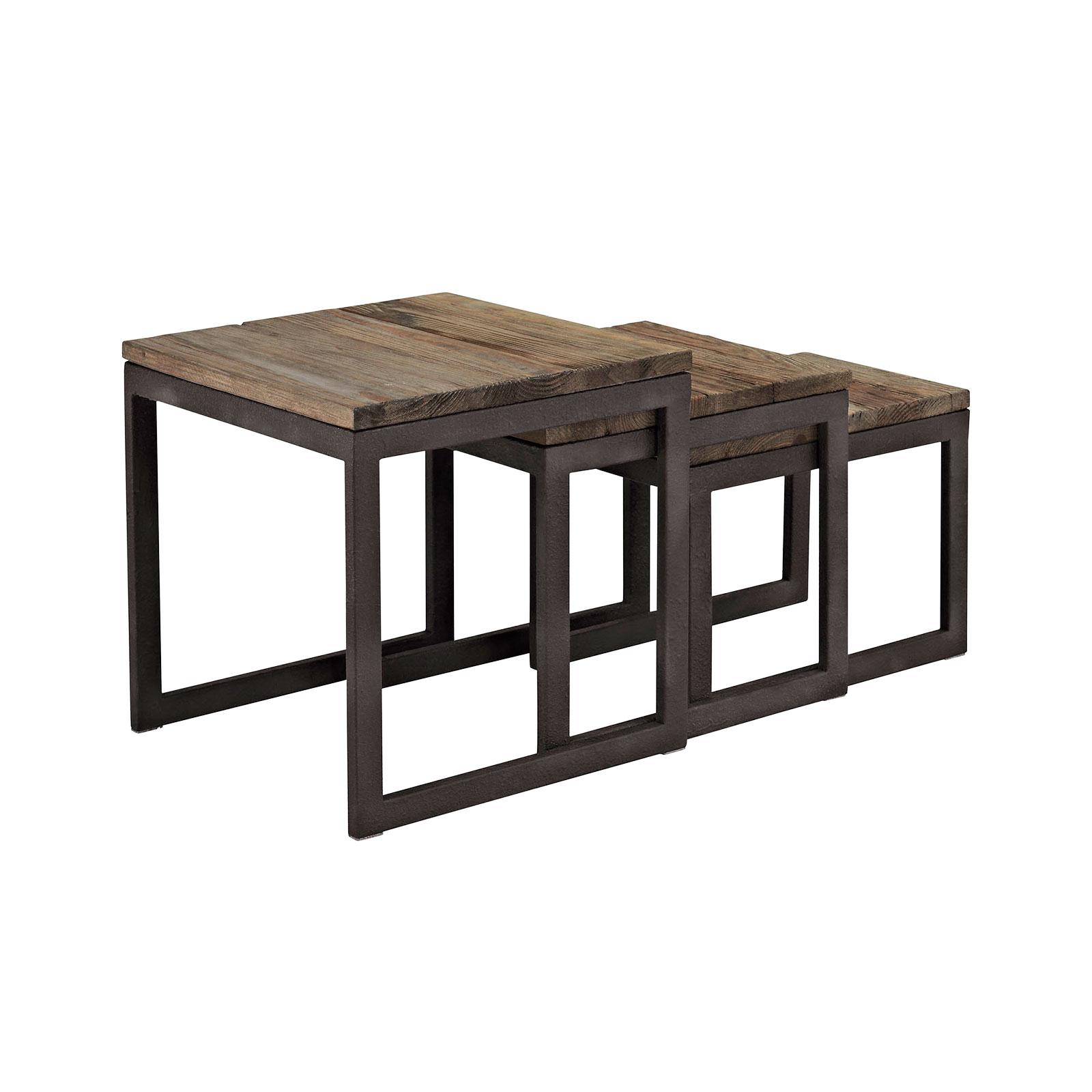 3Pc Studebaker Nesting Tables Harrys Used Furniture