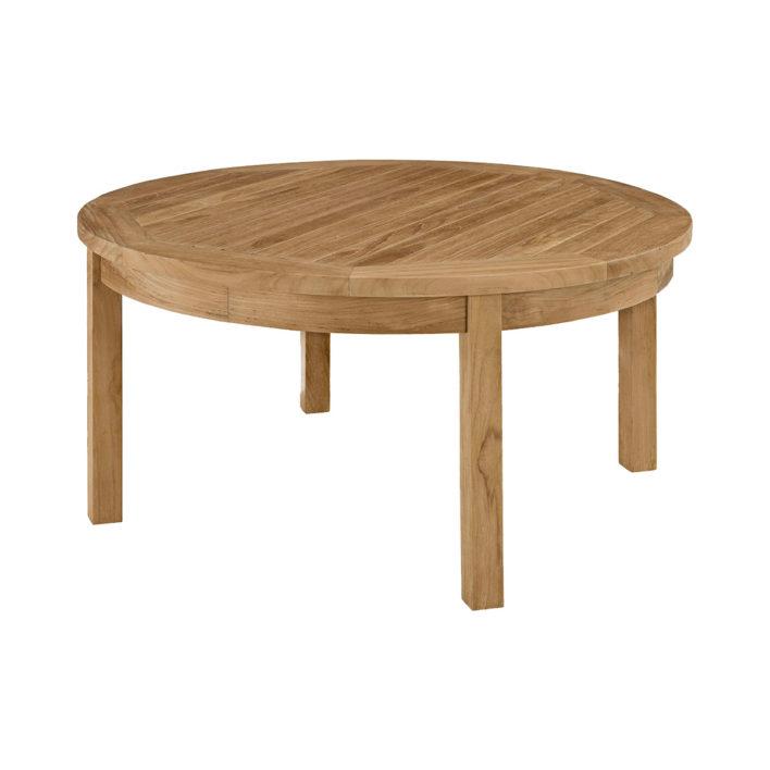 Spanish Teak Side Table
